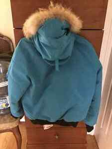 Canada Goose, Size Medium and Blue (Women's) West Island Greater Montréal image 3