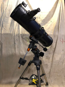 See the Moon and Stars - Celestron Telescope!