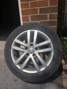Mag VW Golf/Jetta 5x112 205/55R16