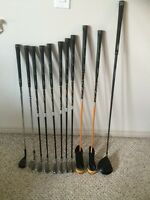 Adams idea graphite iron set