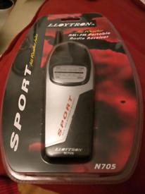 Lloytron Sport radio receiver