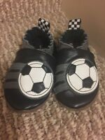 New Condition 0-6mo Robeez Baby Boy Soccer
