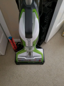 Bissell Crosswave (vacuum and mop in 1).