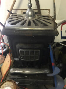 Wood stove  nice shape  800  or best offer