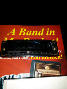 Horner blues band harmonica Package