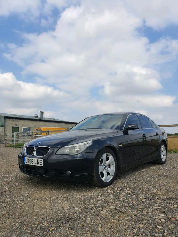 2006 BMW 520D Automatic