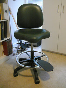 Soundseat Guitar Chair Gas Lift Guitar Seat With Mid Back