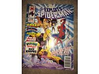 The Exploits of Spider Man issue 18