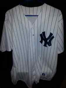 New York Yankees jersey  adult large