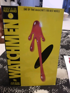 Watchmen Graphic Novel - DC Comics