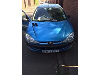 Peugeot 206 - *SWAPS OR CASH* - IMMACULATE CONDITION - VERY WELL KEPT