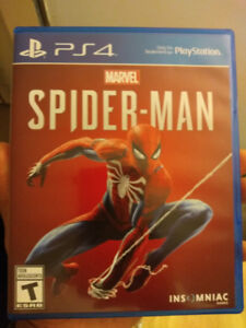 Spider-Man PS4 or Trade for Black Ops