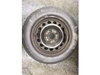 Wheel & Brand New Tyre 185/65 R15