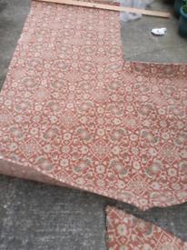 New carpet offcut pieces