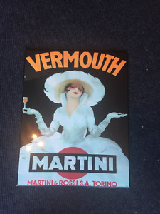 Vermouth Vintage Bar Artwork - Great Shape
