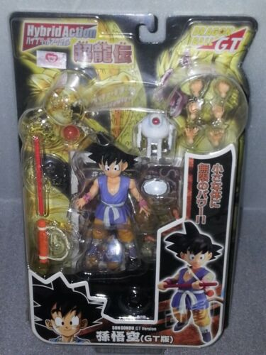 Bandai Dragon Ball Son Gokou GT Hybrid Action Collection Japan Very RARE