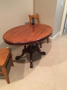 Antique High Coffee Table