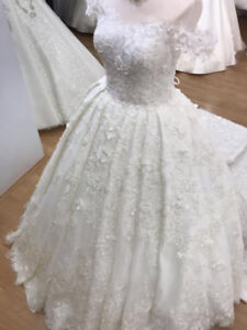 Brand new wedding dress from Turkey