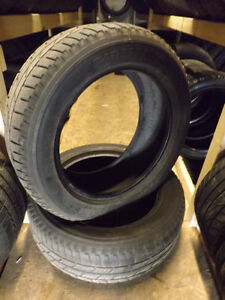 255/55/18 Pirelli's – 1000's of Used Tires In Stock Peterborough Peterborough Area image 1