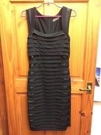 Mint Velvet - Black Bandage Dress