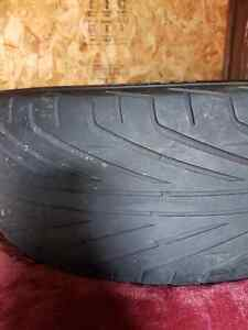 2 sets of tires with rims Windsor Region Ontario image 3