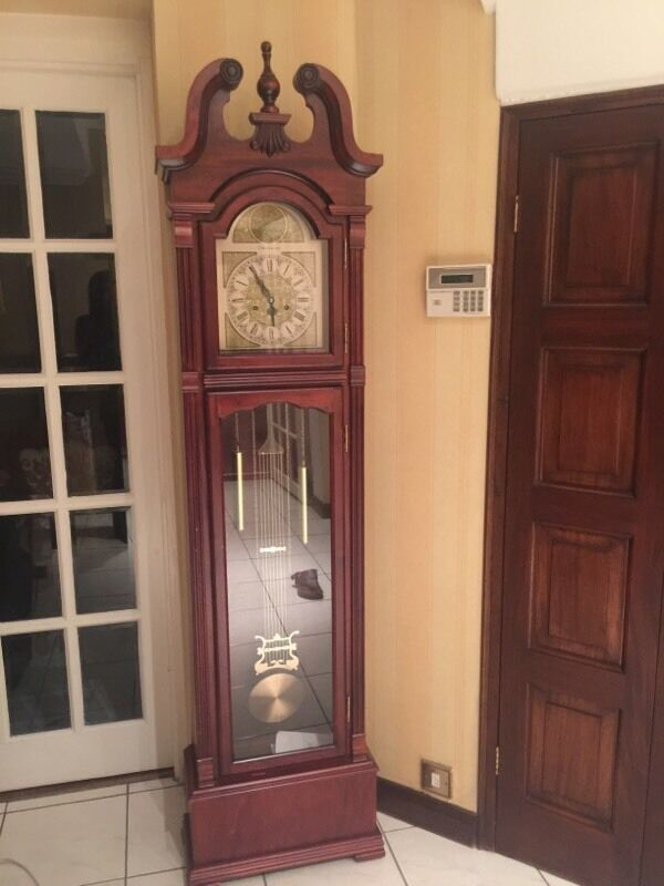C.Wood & Son Grandfather Clock | in Chigwell, Essex