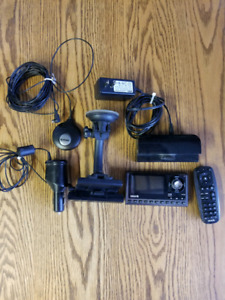 Sirius xm receiver, car kit, and home kit