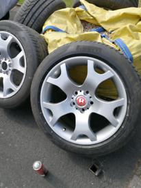 "19""x9"" Borbet Bentley, BMW, Wheel s"