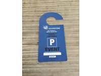 Silverstone F1 - 3 Day Parking Pass (14/07-16/07)