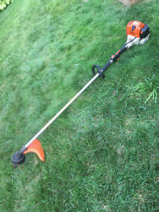 STIHL FS100RX COMMERCIAL GRASS TRIMMER