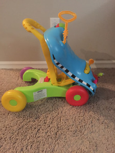 Playskool Step Start Walk 'n Ride (Walker)