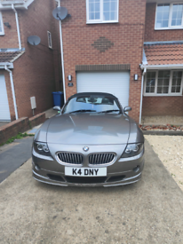 BMW Z4 3.0 alpina lookalike sell or swap has I need more seats
