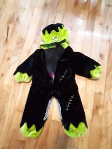 Costume d'halloween 6-12 mois