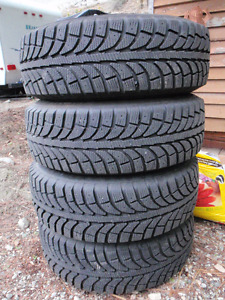 Winter Tires for Honda Civic