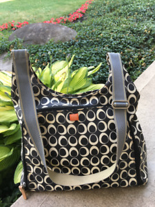 High End Diaper Bag!