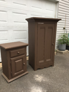 meuble d'appoint, armoire, coffre/table basse