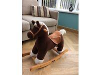 Mamas n papas rocking horse