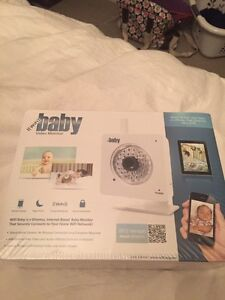 WiFi video baby monitor - brand new & never opened