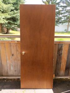 32x80 interior hollow core door