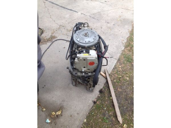 Used 1976 Evinrude boat motor
