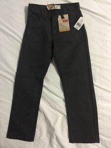 Brand new Levis pants, boys size 6x Kingston Kingston Area image 1