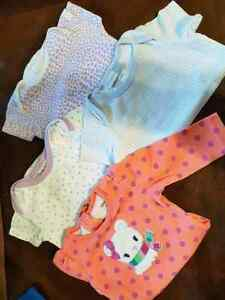 0-3 month and 3 month  girl clothes London Ontario image 5