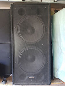 Community Speakers for sale or trade