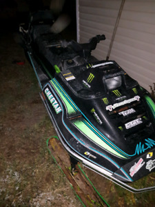 Looking to trade for another sled