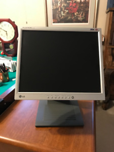 Computer monitor for sale.