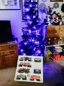 Lionel trains Mickeys Christams Express Limited Edition of 1000