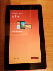 Amazon Fire 5th gen tablet