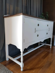 Refinished Buffet - Sideboard - Credenza