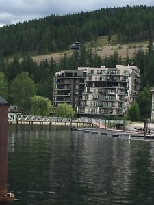 Sicamous 1 Bedroom + Den Furnished Luxury Condo with Utilities