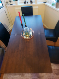 Dinning table, Tv stand